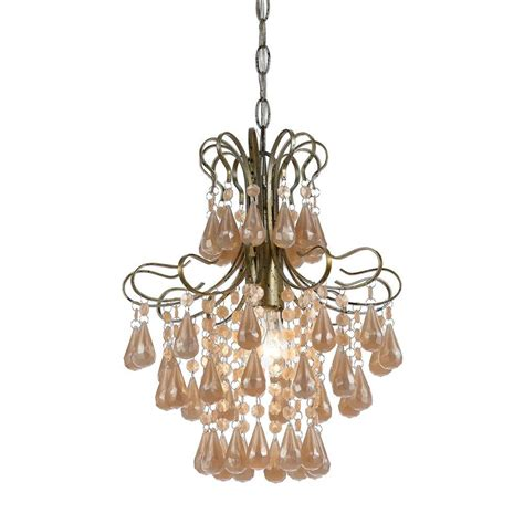 Light Pink Chandelier by Tadpoles 4 Light Pink Mini Chandelier Cchapl404 The Home
