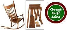 Sam Maloof Rocking Chair Kit by Save On Lots Of Gift Ideas From Highland Woodworking