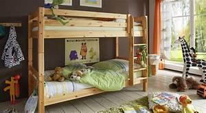 Etagenbett Für Kinderzimmer : etagenbett f r kinderzimmer aus kiefer kids paradise ~ Sanjose-hotels-ca.com Haus und Dekorationen