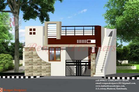 Home Design: Indian House Design Single Floor House