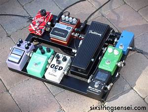 Guitar Buffer Pedal Knowledge