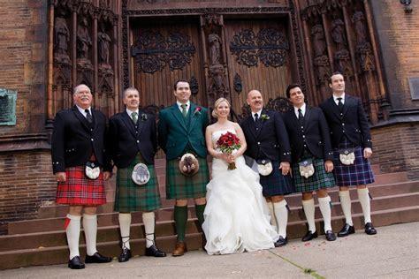 scottish wedding traditions
