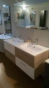 Mobile bagno con doppio lavabo arredo bagno a prezzi for Bagno con doppio lavabo