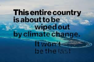 kiribati climate change destroys pacific island nation