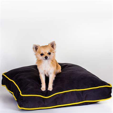 cuscini cani cuscini per cani classic yellow