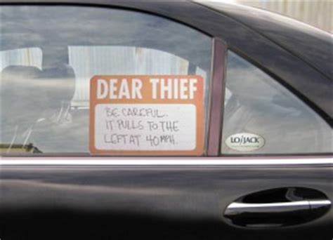 car insurance discount  anti theft devices including