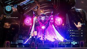 Sword Art Online Fatal Bullet Boss Item Drops