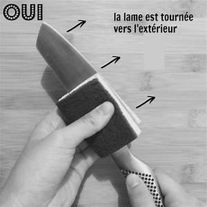 Comment Aiguiser Un Couteau : comment utiliser un couteau de cuisine ~ Melissatoandfro.com Idées de Décoration