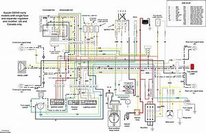 Suzuki Gs550 Wiring Diagram