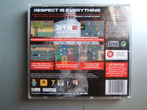 Grand Theft Auto 2 / Gta2