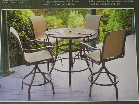 Patio Table And Chairs by Bar High Patio Table And Chairs Hello Bar Table And