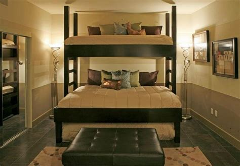 perpendicular bunk bed plans woodworking projects plans