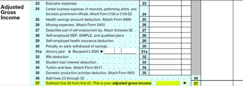 Where Do I Find the AGI On My Tax Return