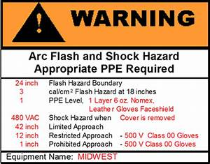 burlington electrical testing With arc flash assessment requirements