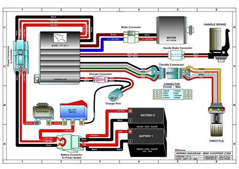pocket bike wiring harness get free image about wiring