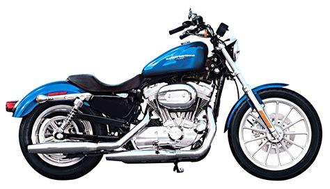 Harley Davidson Blue Png Image