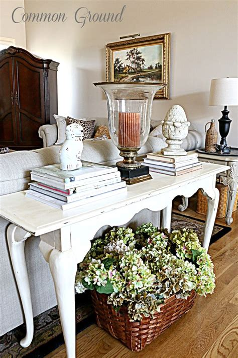 images  styling  sofa table  pinterest