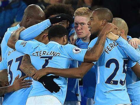 Premier League: Kevin De Bruyne Keeps Manchester City ...