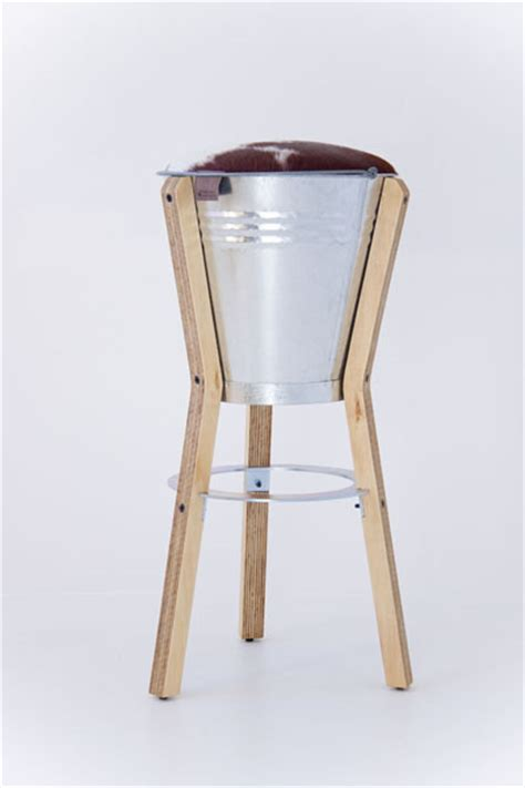 Nice Decors » Blog Archive » The Unique Bucket Barstool
