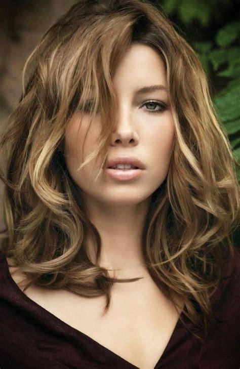 Cheveux Brun Meche Balayage Blond Ou Caramel Pour Vos Cheveux Ch 226 Tains Archzine Fr