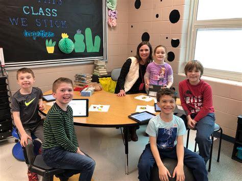 fairview park elementary school teacher wins student