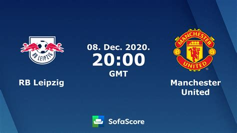 RB Leipzig Manchester United live score, video stream and ...