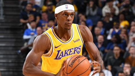 Rajon Rondo replacement: Can Lakers sign a replacement for ...
