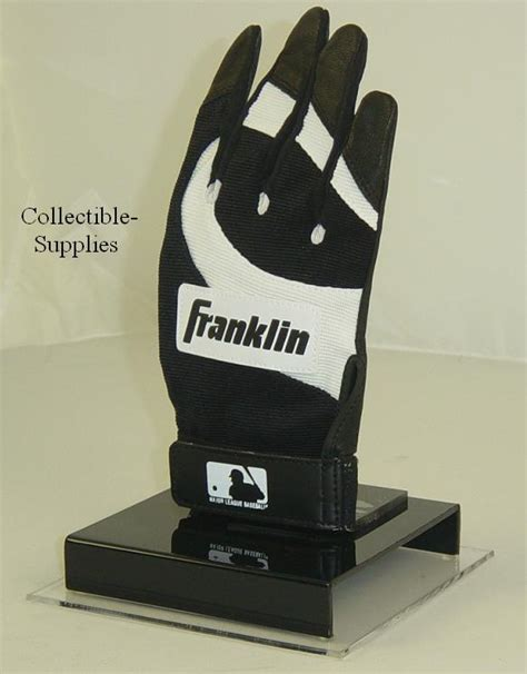 baseball batting glove display case holder  mirror ebay