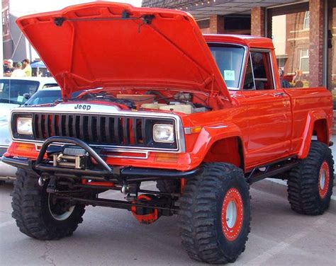 jeep honcho custom j10 jeep
