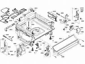 Bosch Shx5av55uc  22 Dishwasher Parts