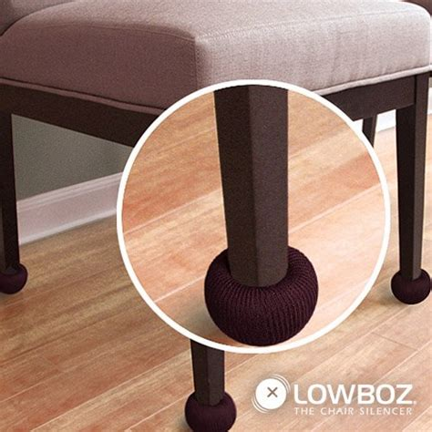 Chair Leg Protectors For Wooden Floors by Easy Glide Chair Leg Floor Protector