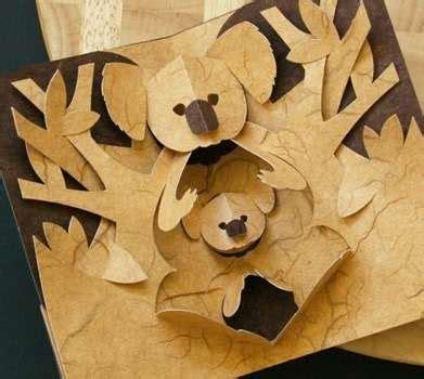 diy pop ups kirigami paper cutting patterns  crafting