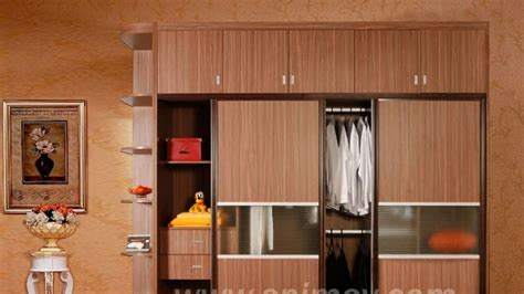 cupboard designs  bedrooms indian homes youtube