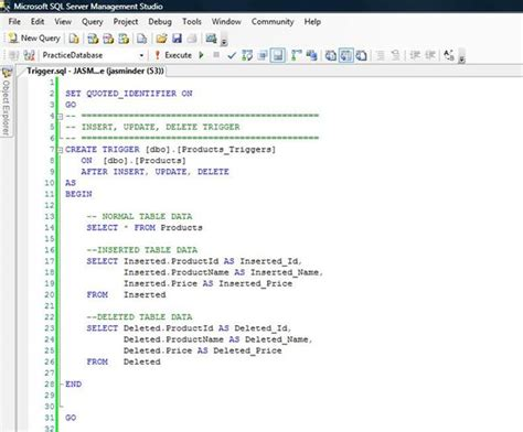 sql trigger audit table changes inserted and deleted tables in sql