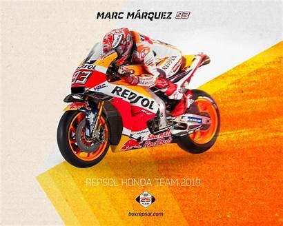 Honda Repsol Marc Marquez Team Motogp