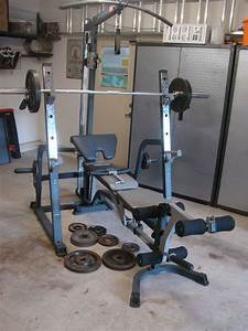 Impex Powerhouse Strength Series PHC PWR6 Home Gym Weight ...