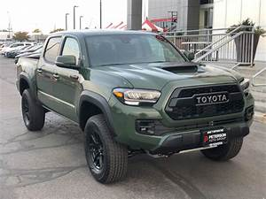 Ordering A 2020 Army Green Trd Pro  Manual Vs Auto