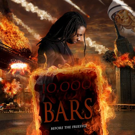 lil wayne 10 000 bars before the freestyle hosted by dj tone b mixtape