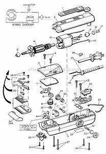 Oster Pro Turbo 111 Parts List And Diagram