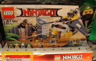 Movie Ninjago LEGO Sets