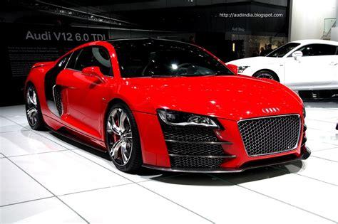 Audi R8 Tdi Le Mans Audi R8 V12 Tdi Concept The Torque