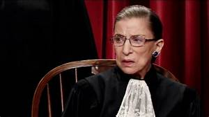 Justice Ginsburg Goes Rogue