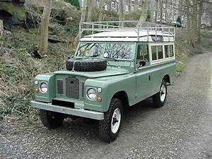 Land Rover Series Ii 88 Picture   1   Reviews  News  Specs