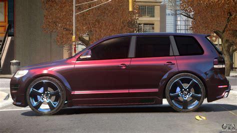 Volkswagen Touareg Tuning for GTA 4