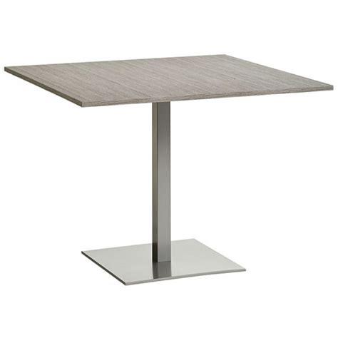 table de cuisine 120x120 carre4 ht 75 ou 90 cm