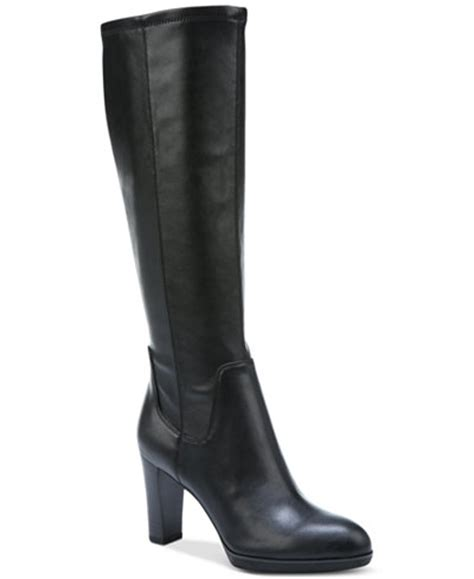 franco sarto ilana tall dress boots boots shoes macys