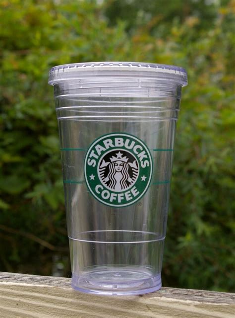 To go paper coffee cups with travel lids sleeves and straws. Starbucks Coffee Company 2009 16oz Cold To Go Cup Double Insulated with Lid | eBay