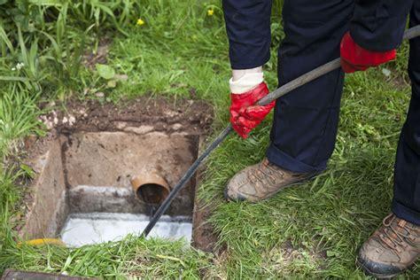 sewer main drains