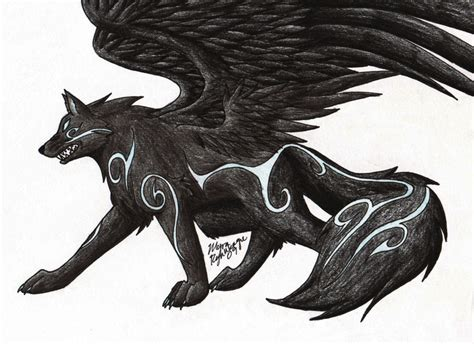 ~survive As A Winged Wolf~
