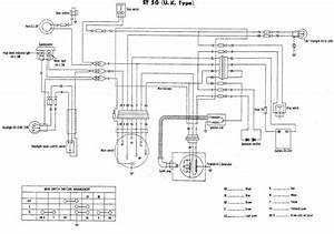 2003 2005 Honda Ruckus Wiring Diagram  Nps50 Scooter